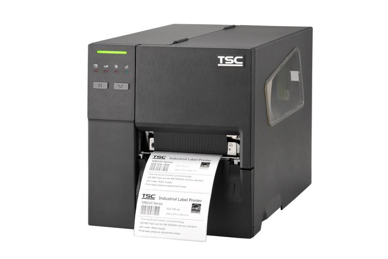 MB-240 Series TSC Industrial Barcode Printer