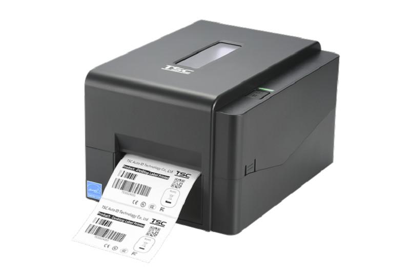 TE-200 Series TSC Desktop Barcode Printer