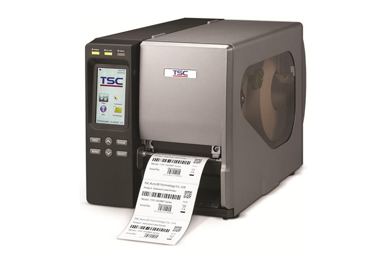 TTP-2410MT Series TSC Industrial Barcode Printer