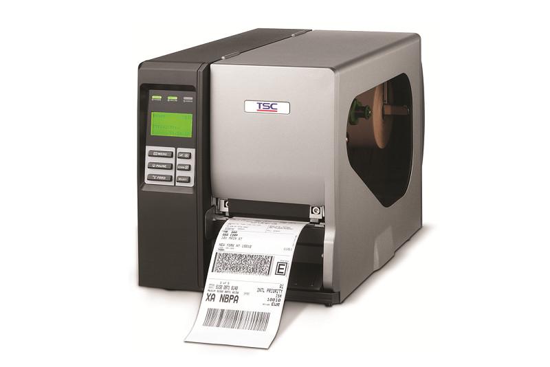 TTP-2410MU Series TSC Industrial Barcode Printer