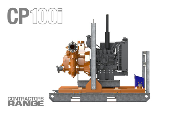 CP100i Contractor Low Head Pumps