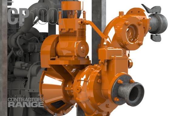 CP100i Contractor Low Head Pump 08