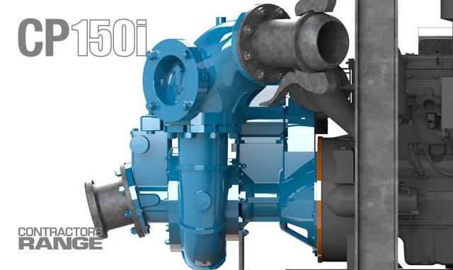 CP150i Contractor Low Head Pump 07