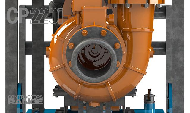 CP220i Contractor Low Head Pump 03