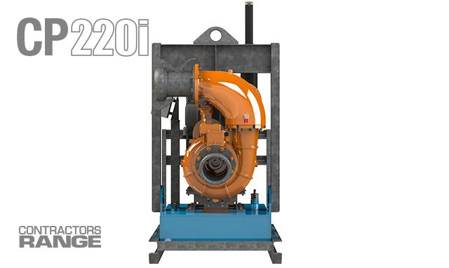 CP220i Contractor Low Head Pump 08