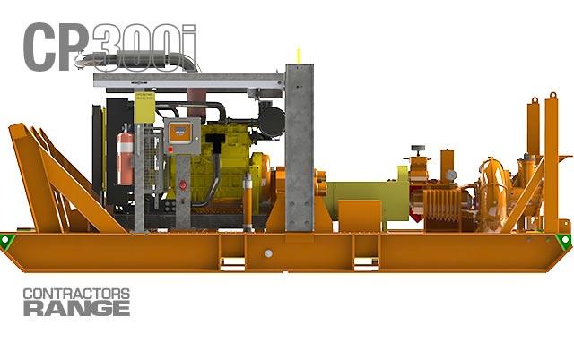 CP300i Contractor Low Head Pump 05
