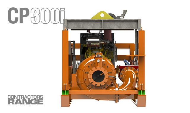 CP300i Contractor Low Head Pump 06