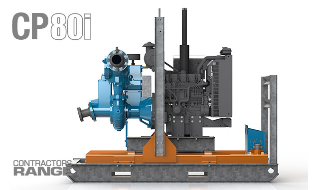 CP80i Contractor Low Head Pumps