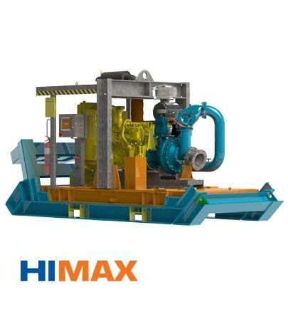 HH130i Himax High Head Pump 01