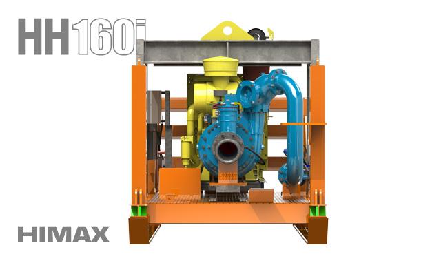 HH160i Himax High Head Pump 04