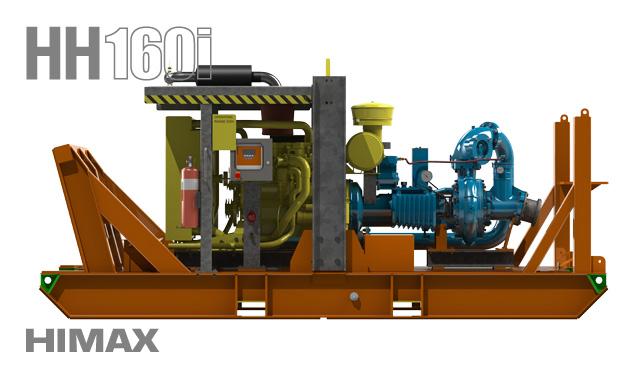HH160i Himax High Head Pump 05