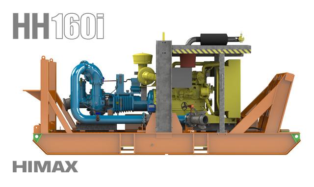 HH160i Himax High Head Pump 06