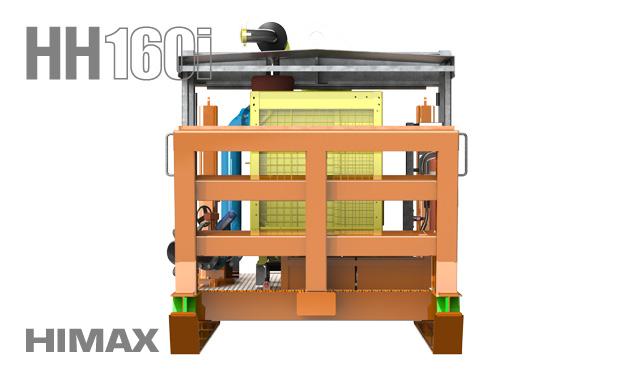 HH160i Himax High Head Pump 07