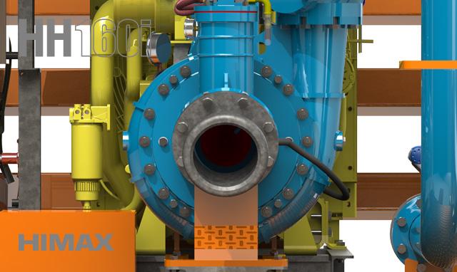 HH160i Himax High Head Pump 09