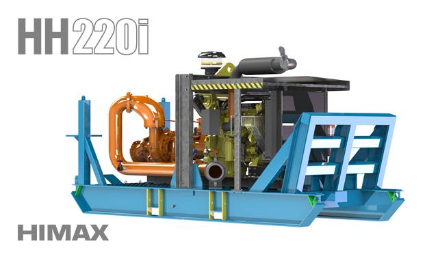 HH220i Himax High Head Pump 03