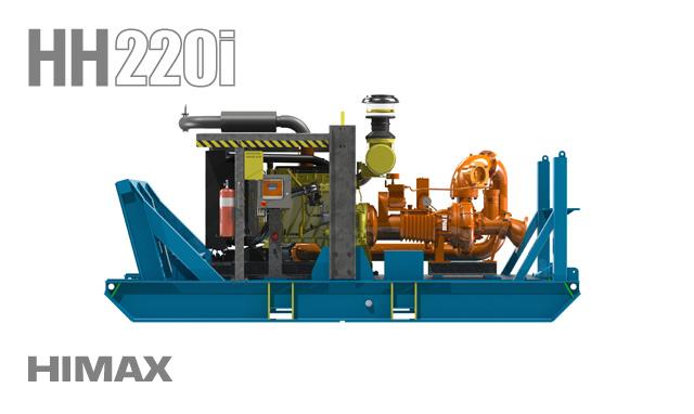 HH220i Himax High Head Pump 04