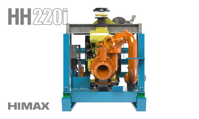HH220i Himax High Head Pump 05