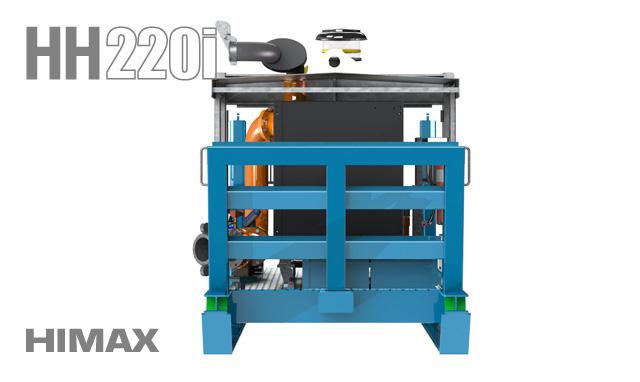 HH220i Himax High Head Pump 06