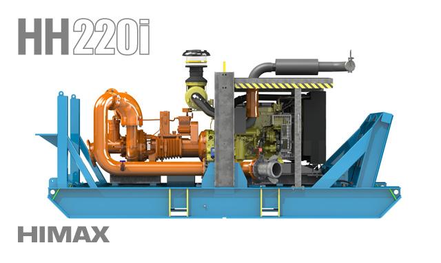 HH220i Himax High Head Pump 07