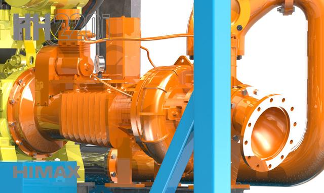 HH220i Himax High Head Pump 09