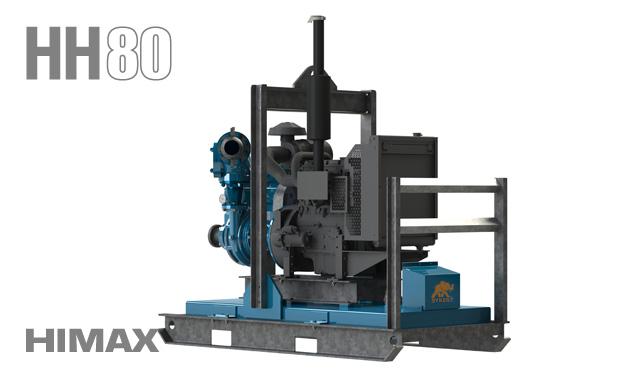 HH80 Himax High Head Pump 03