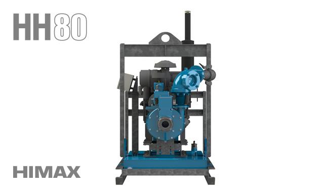HH80 Himax High Head Pump 06