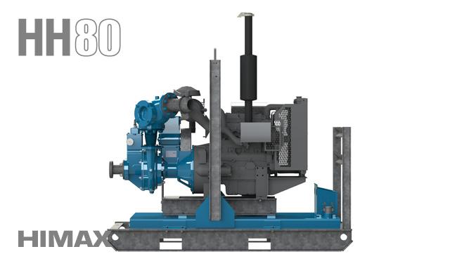 HH80 Himax High Head Pump 07