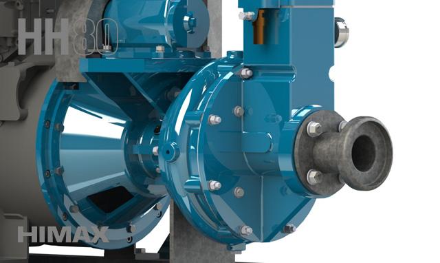 HH80 Himax High Head Pump 08