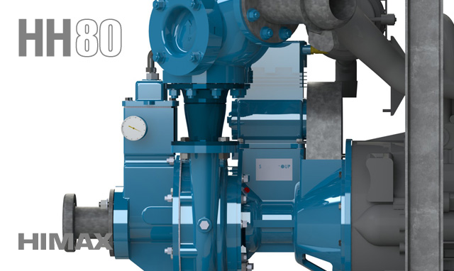 HH80 Himax High Head Pumps