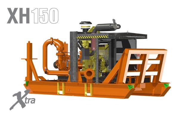 XH150 Xtra High Head Pump 02