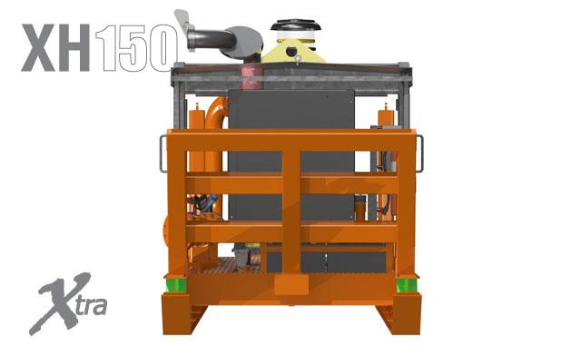 XH150 Xtra High Head Pump 03