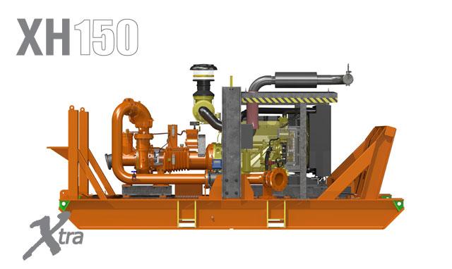 XH150 Xtra High Head Pump 04