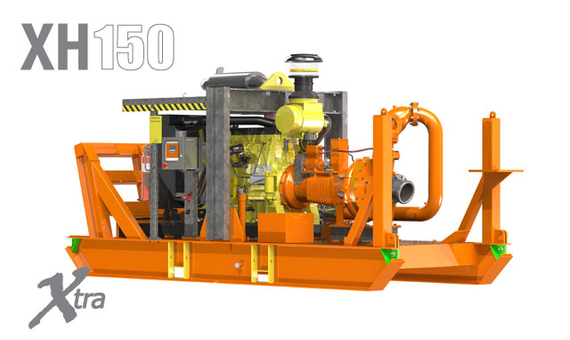XH150 Xtra High Head Pump 05