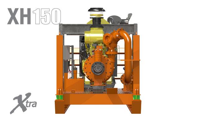 XH150 Xtra High Head Pump 06