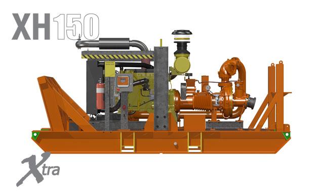 XH150 Xtra High Head Pump 07