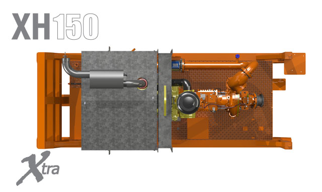 XH150 Xtra High Head Pump 08