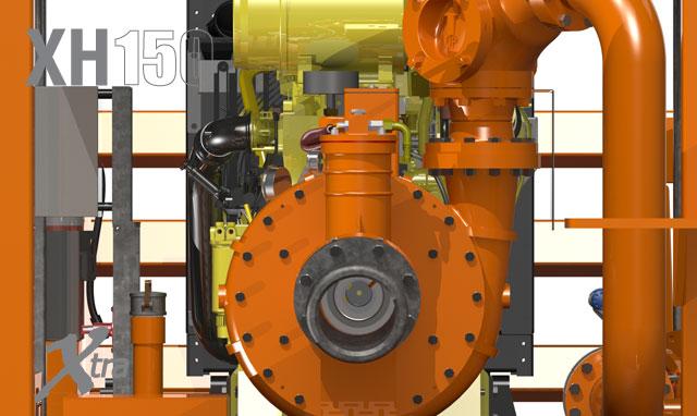 XH150 Xtra High Head Pump 09