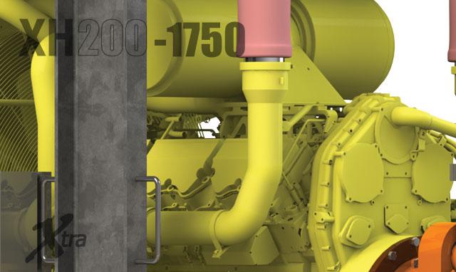 XH200 - 1750 Xtra High Head Pump 03