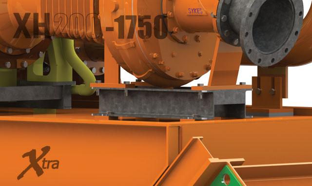 XH200 - 1750 Xtra High Head Pump 04