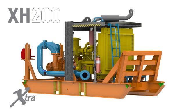 XH200 Xtra High Head Pump 03