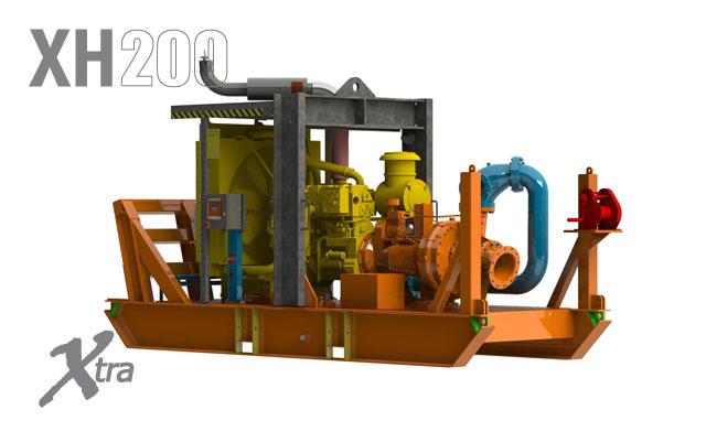 XH200 Xtra High Head Pump 06