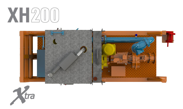 XH200 Xtra High Head Pump 08