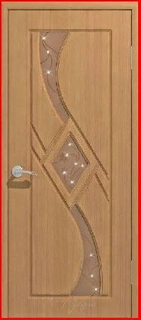 Fancy Wooden Door