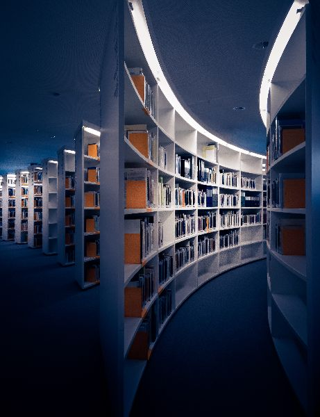 Library Furniture 04