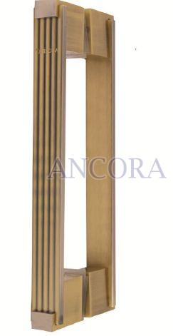 Brass Pull Handle No.1 Flat