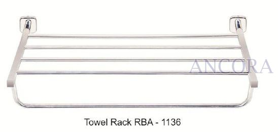 SS Towel Rods Square Series