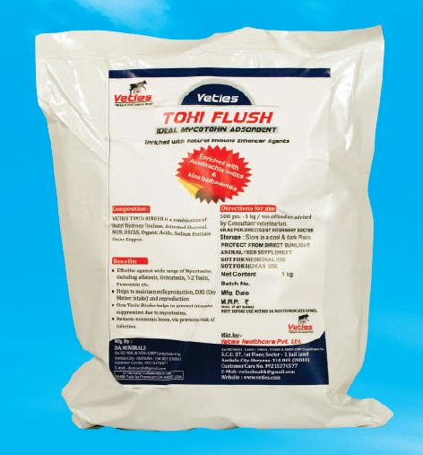 Toxi Flush Powder