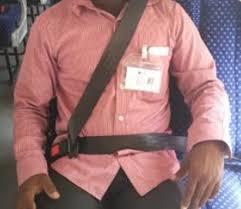 Bus and Truck Seat Belt