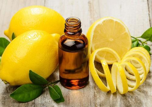 Lemon Peel Essential Oil