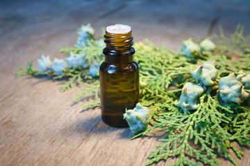 Thuja Wood Essential Oil